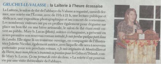 Paris Normandie vendredi 11 octobre 2019