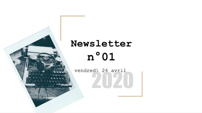 Mise en route de la Newsletter